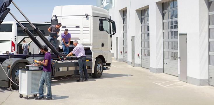 Veigående kjøretøy og nyttekjøretøy
