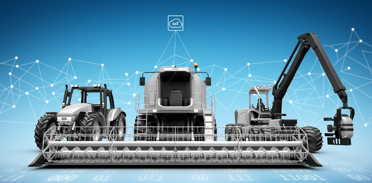 Land- og skogbruksmaskiner