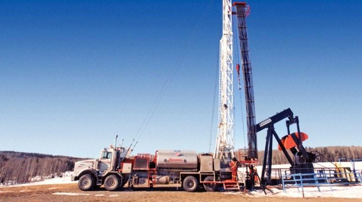 Boreanlegg for olje og gass