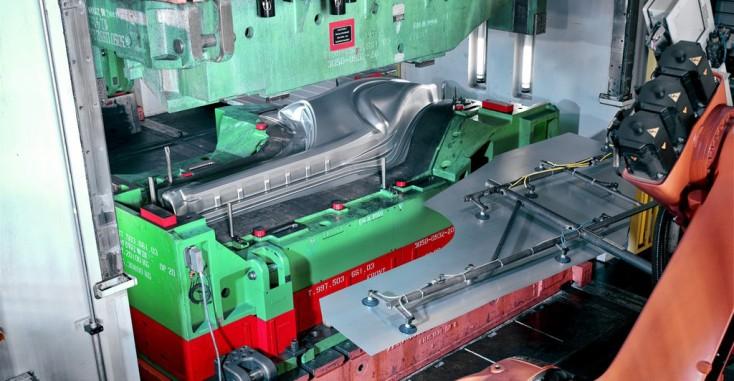 Omformende Verktøymaskiner og Presser
