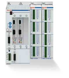 Elektriske driv- og styresystemer