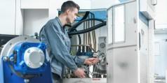 Tjenester innen maskineri og teknisk utvikling