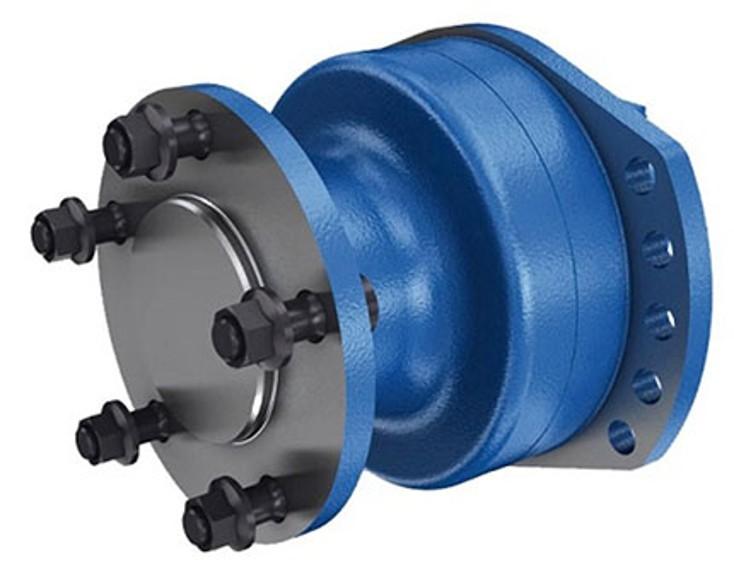 Rexroth MCR radialstempelmotor